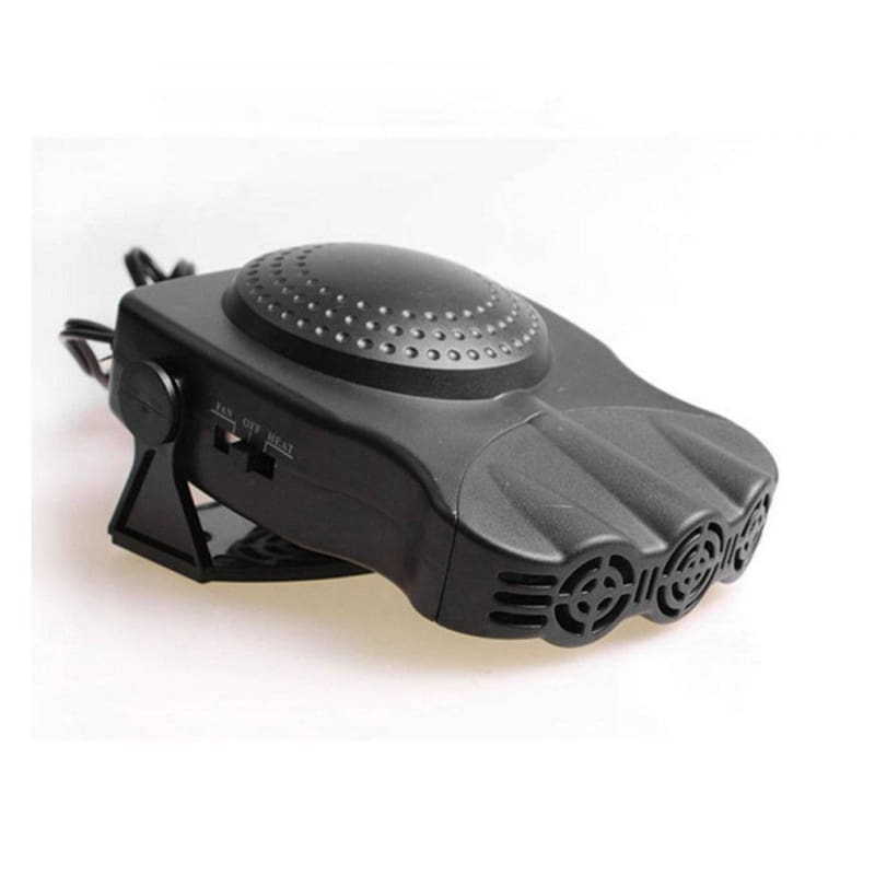 Portable Car Auto Heater - Black - Car Heater