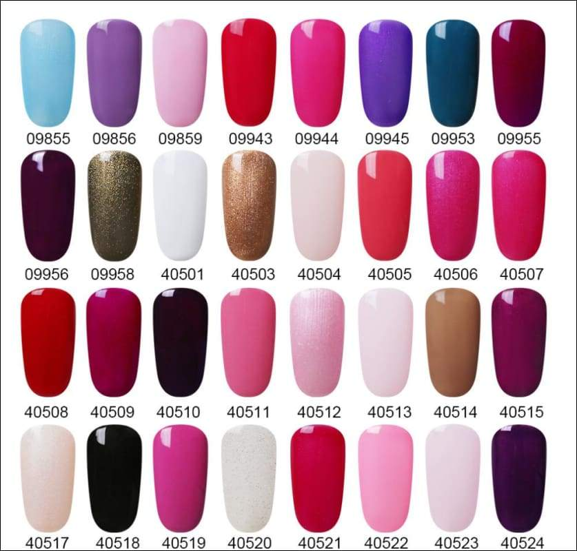 Pure Color Gel Nail Polish UV Gel Polish - Nail Gel