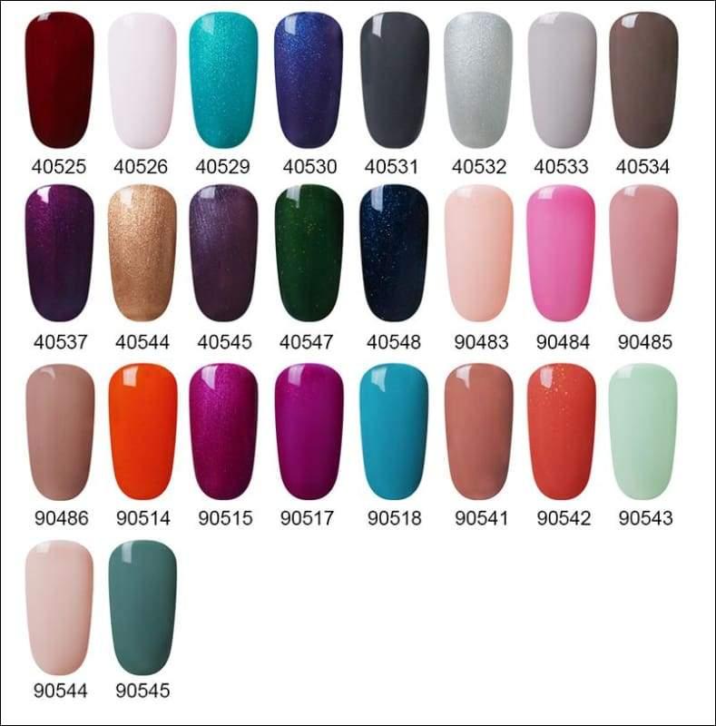 Pure Color Gel Nail Polish UV Gel Polish - Nail Gel