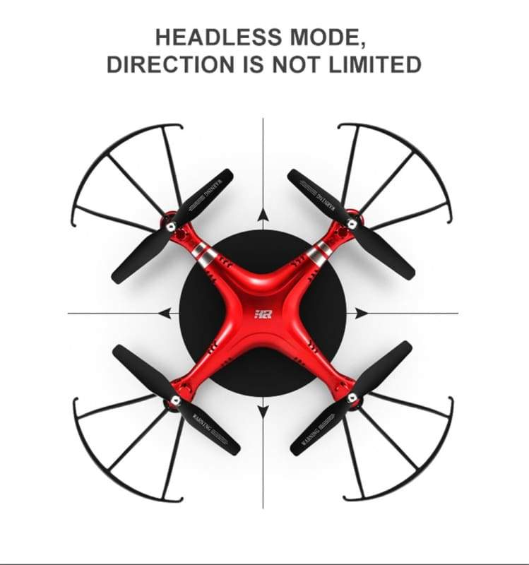 Quadcopter wifi fpv live helicopter Drone - RC Helicopters