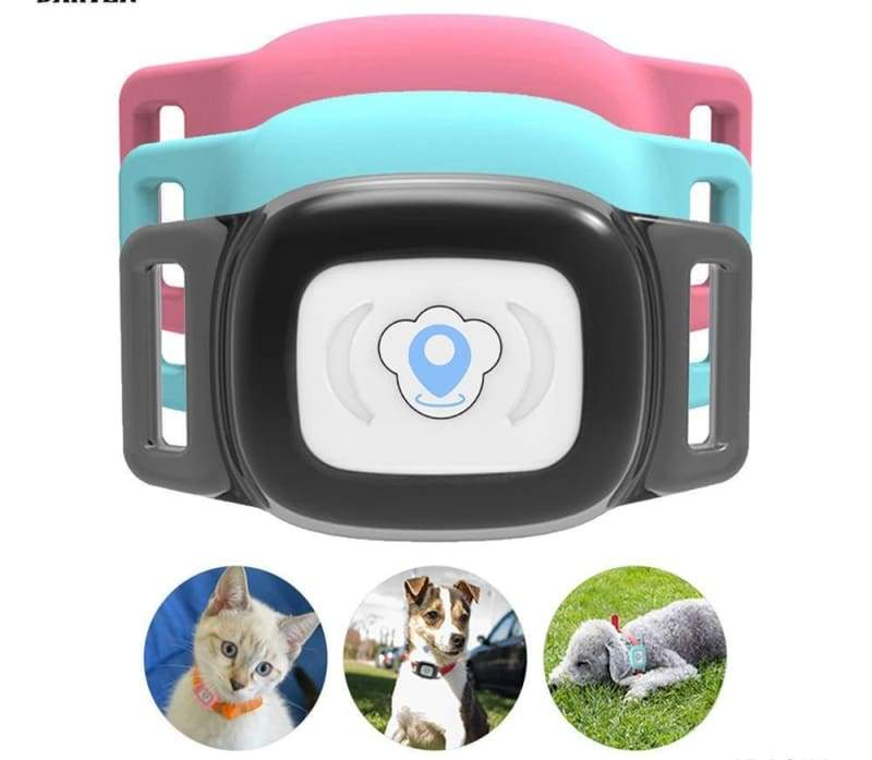 Smart GPS Pet Collar Tracker - GPS Trackers