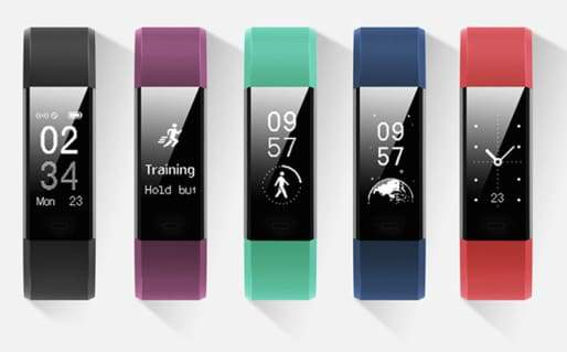 Smart Sports Wristband Plus HR Fitness Tracker - Smart Wristbands
