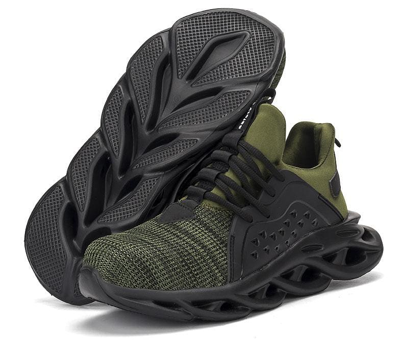 Steel Toe Cap Men Safety Shoes - Safety Shoes