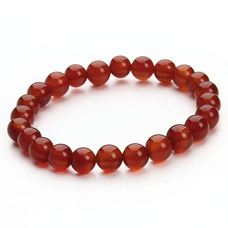 Summer Style Natural Stone Beads Bracelet - Charm Bracelets
