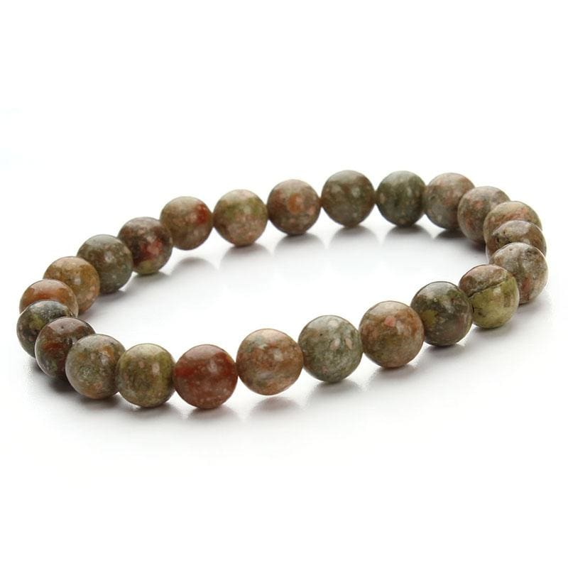 Summer Style Natural Stone Beads Bracelet - Multi - Charm Bracelets