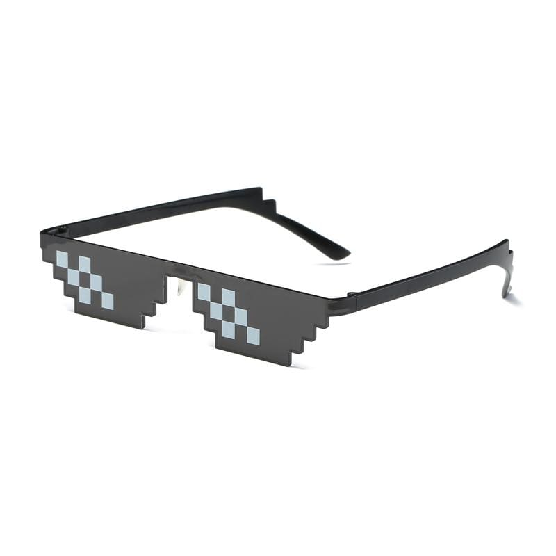 Thug life limited edition glasses - Black - Sunglasses