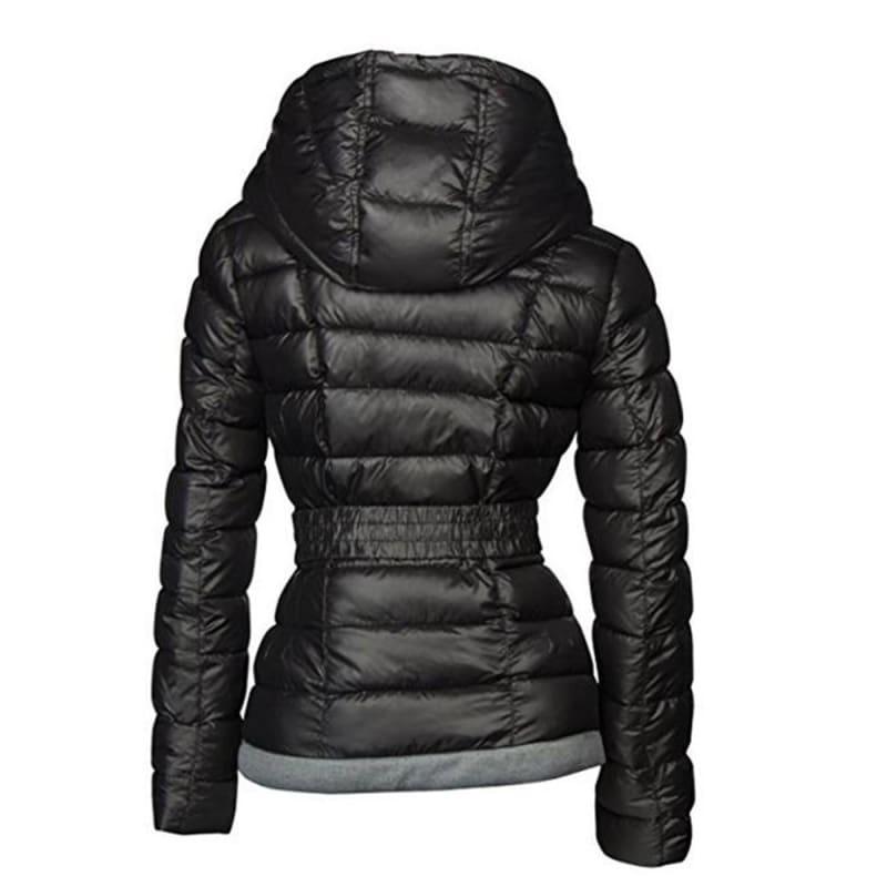 Ultra Light Hooded Jacket - Parkas