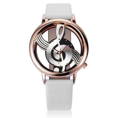 Unique Woman Quartz Watch - WG - Womens Watches