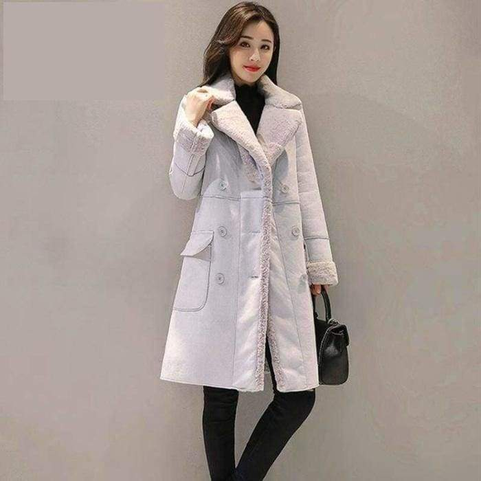 Warm Trench Coats Just For You - Women Coat