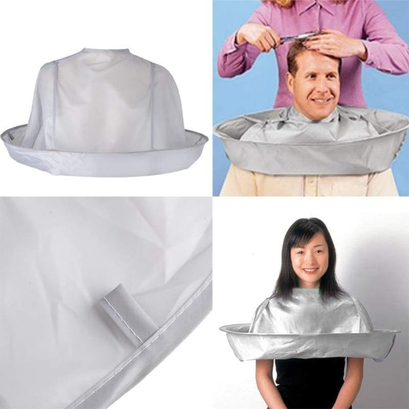 Waterproof hair cutting cloak - Caps Foils & Wraps