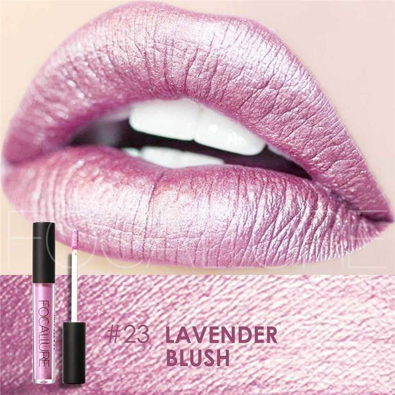 Waterproof long-lasting matte liquid lipstick - 23 - Lip Gloss