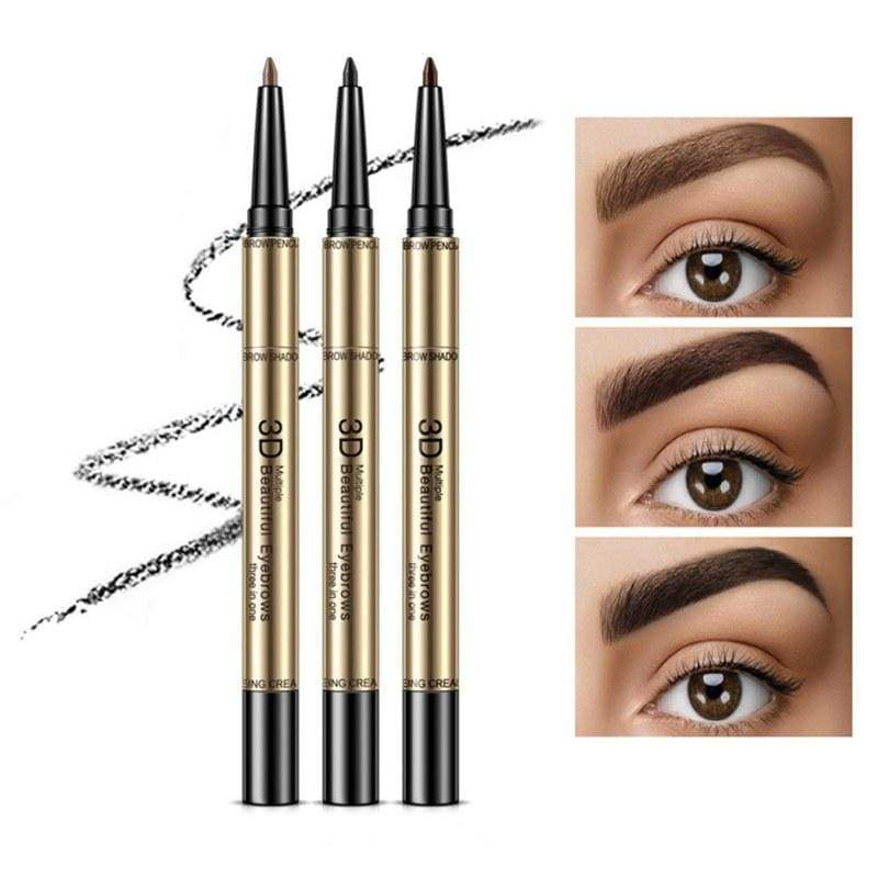 Waterproof Non-Smudging Eyebrow shapes Enhancers - Eyebrow Enhancers