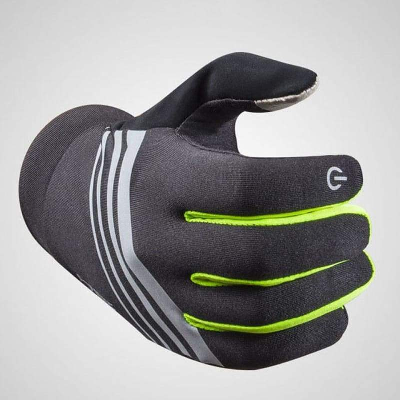 Winter Thermal Gloves - Rose red L - Running Gloves