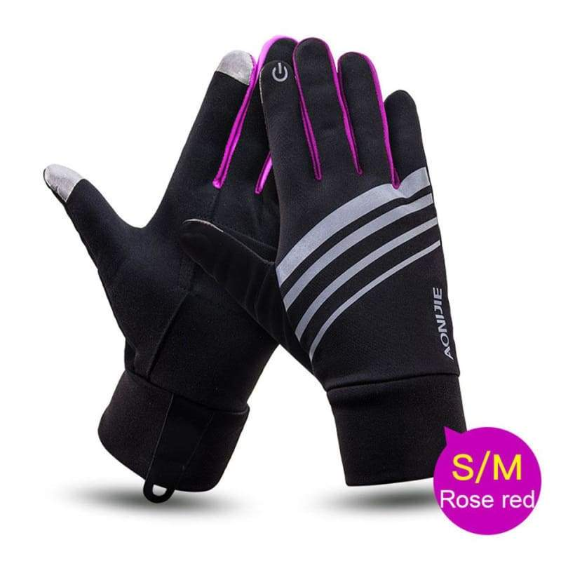 Winter Thermal Gloves - Running Gloves
