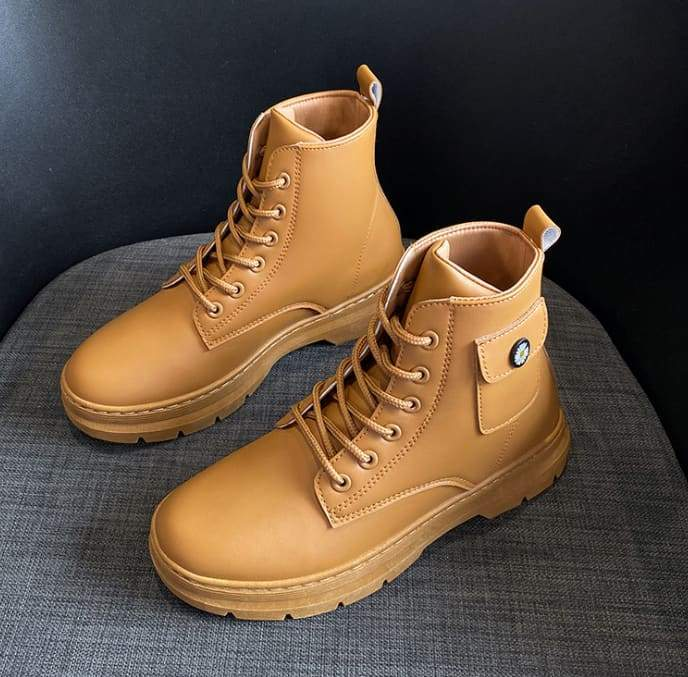 Women Boots Genuine Leather shoes - 35 - Women Boots
