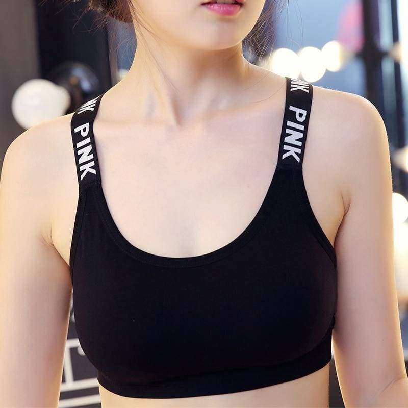 Women Sport Bra Just For You - Sports Bras