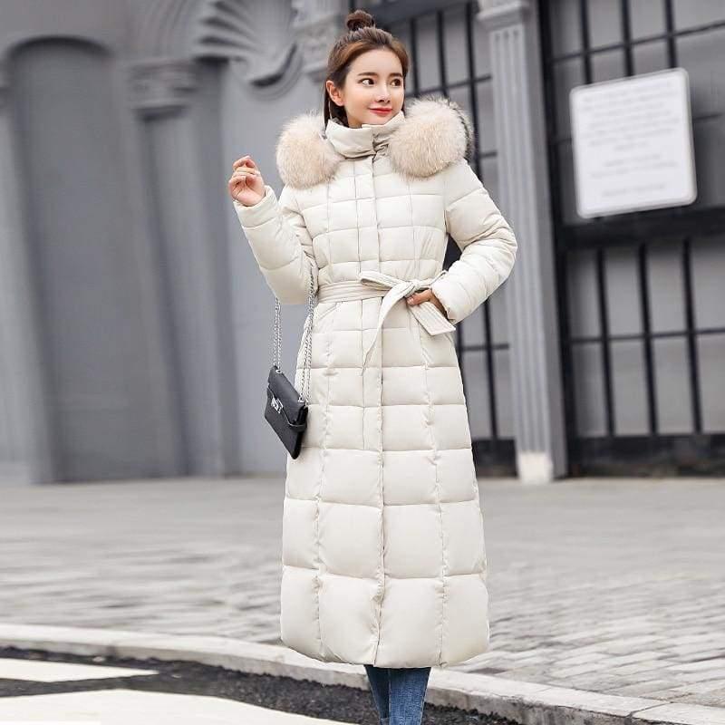 Women Winter Jacket Fashion Slim Just For You - Women Winter Jacket