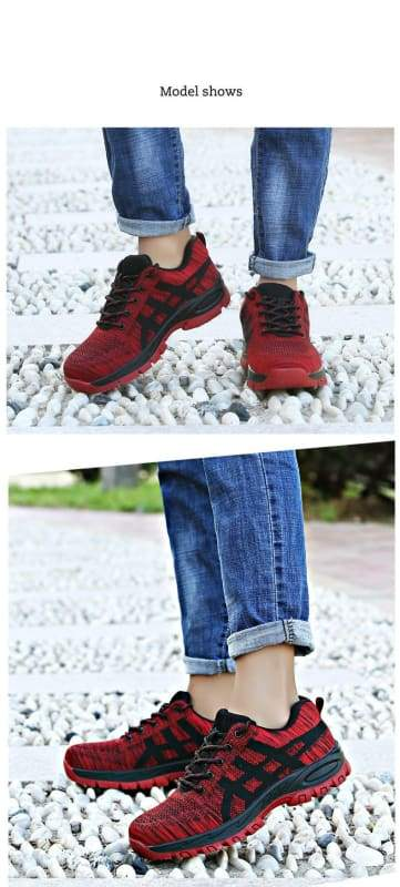 Work Safety Boot Shoes with Steel Toe - Safety Shoes