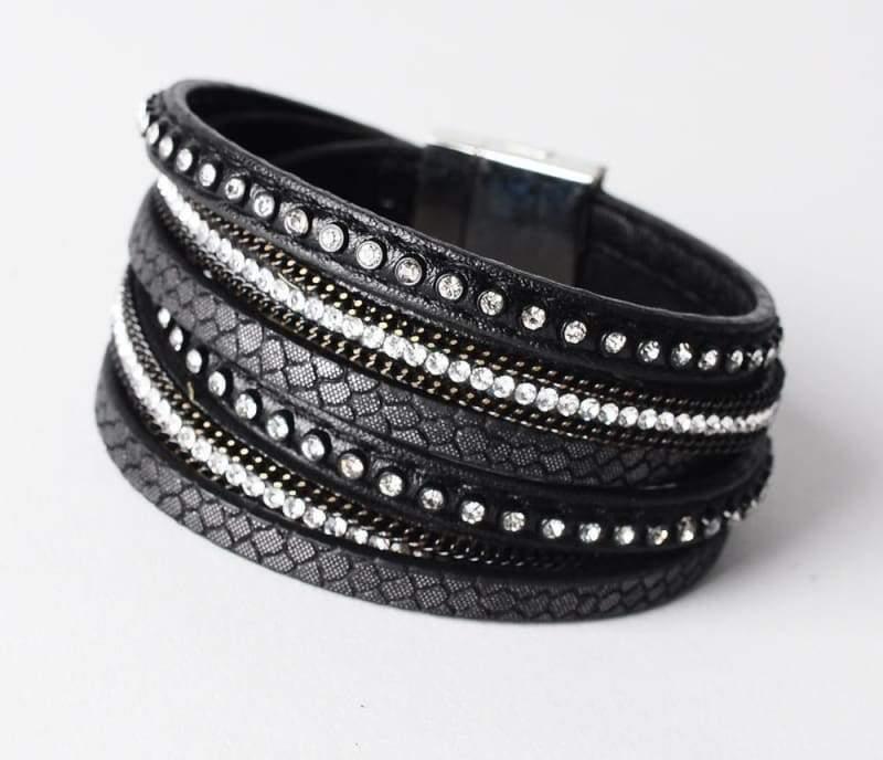 Wrap Leather Bracelet - Wrap Bracelets
