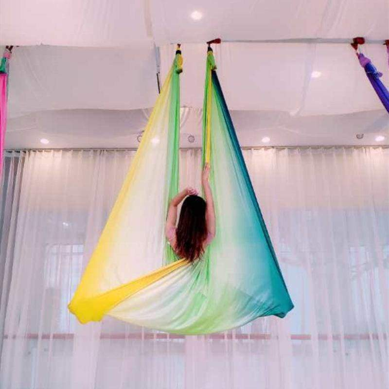 Aerial Anti-gravity Yoga Hammock Just For You - Multi - Gym Fitness