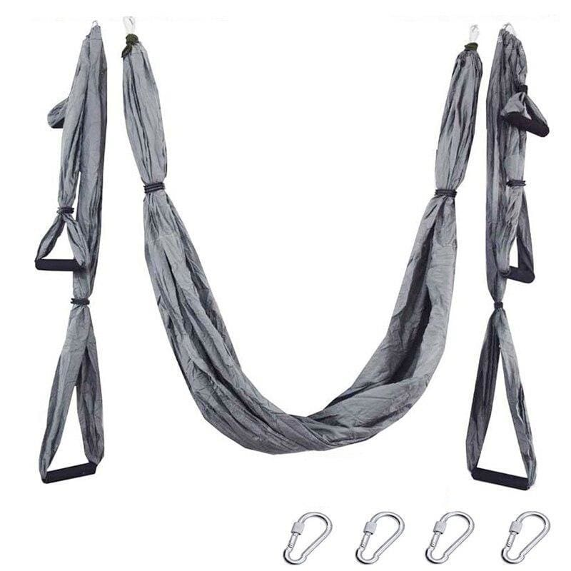 Yoga Hammock Anti-gravity Swing Parachute - Gym Fitness