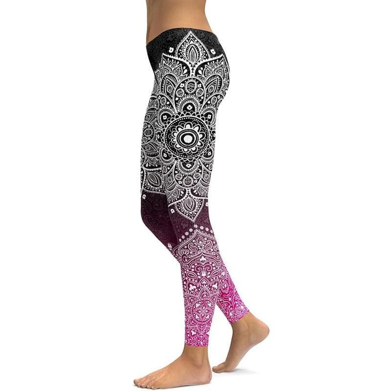 Yoga Pants For Women - 5001T1 / S - Leggings