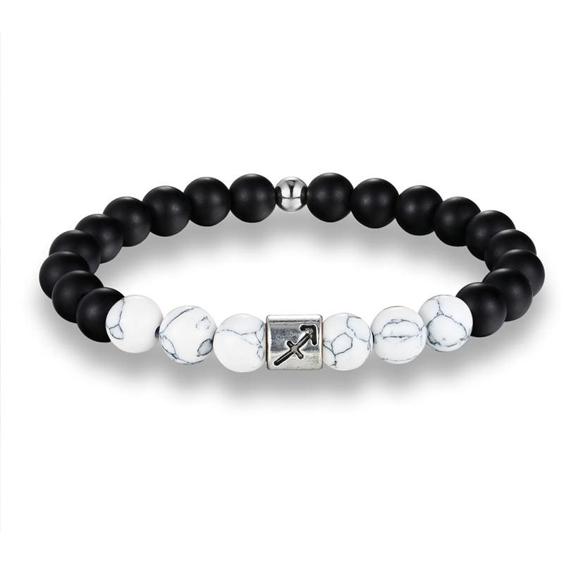 Zodiac Beaded Bracelets - Sagittarius - Charm Bracelets