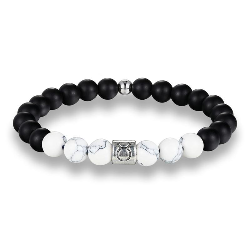 Zodiac Beaded Bracelets - Taurus - Charm Bracelets