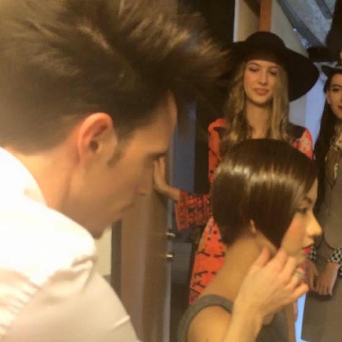 Hair Stylist Vincenzo Singapore