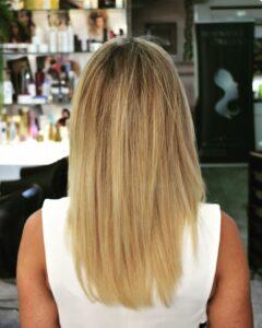 Light Toner Hair Style