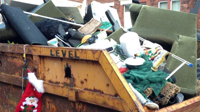 Recycling-household-waste