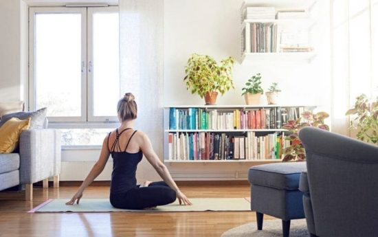 Home-Yoga-Studio