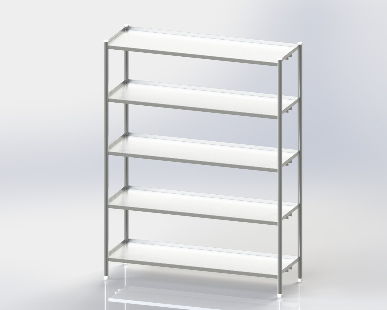 5 Shelves Storage Rack/standard