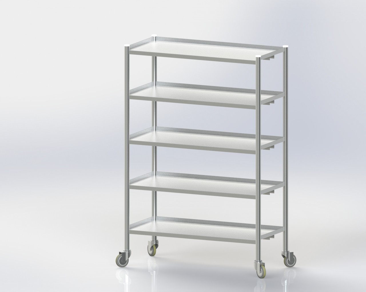 5 Storage Rack/standard/Mobile