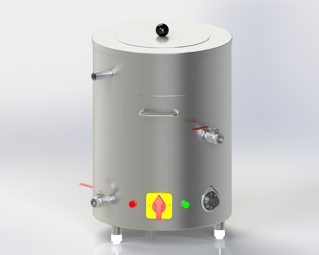 Water Boiler for boiling rice and potato