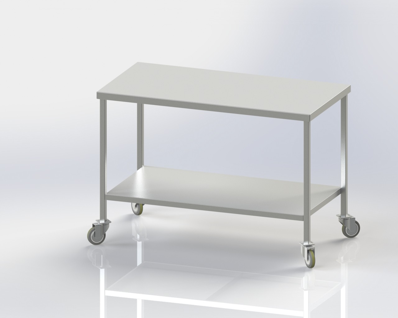 Mobile Table/Lower shelf