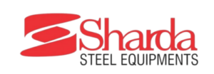 sharda steel equipment logo
