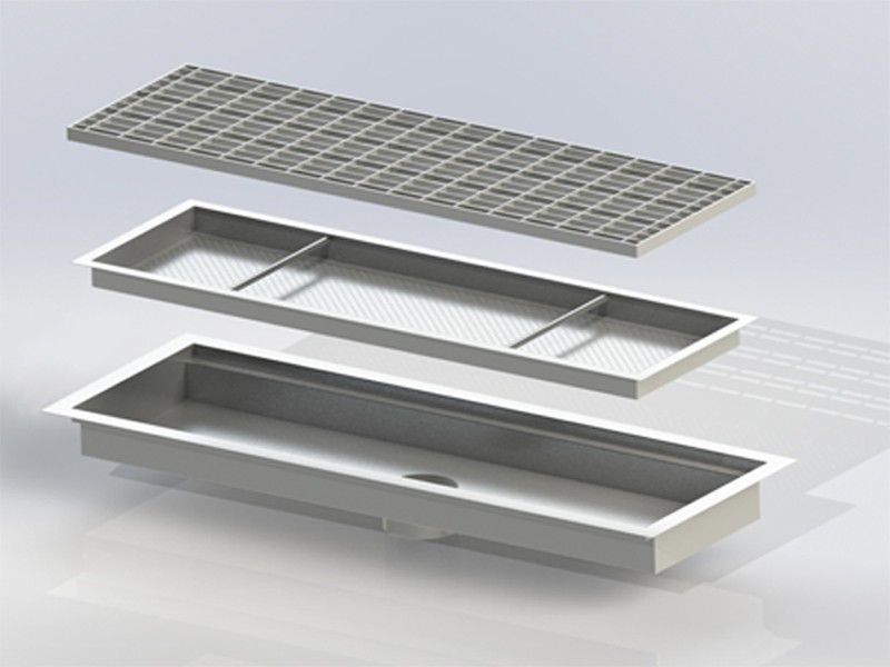 SS Kitchen Drain-box-2
