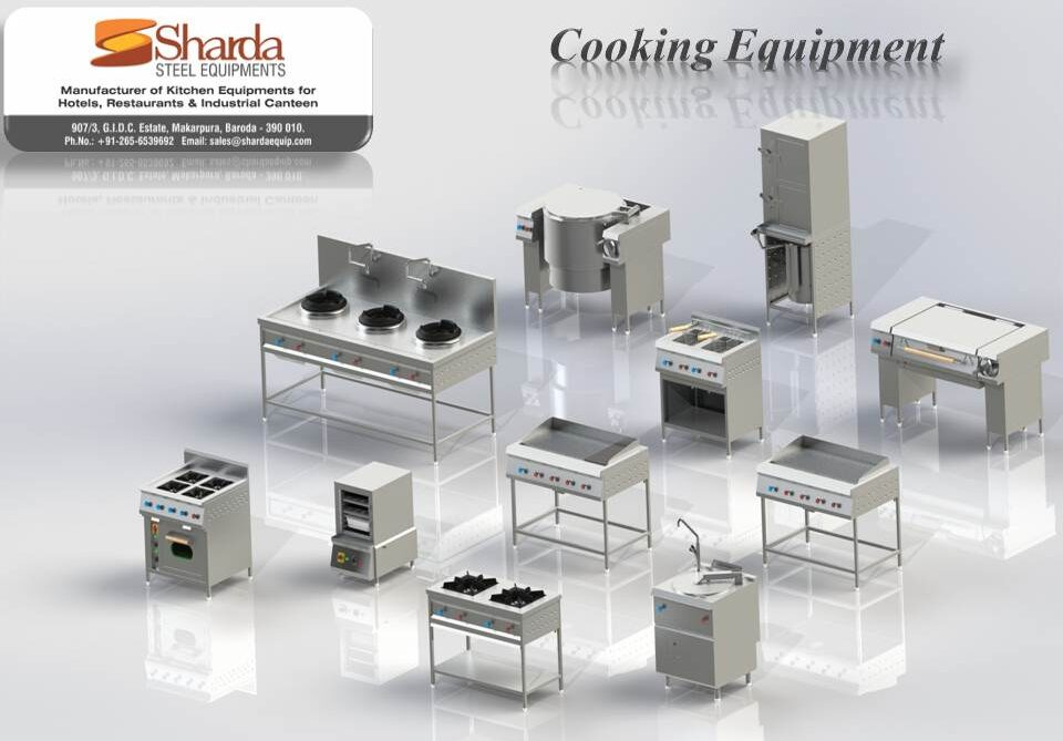 cooking equipment range