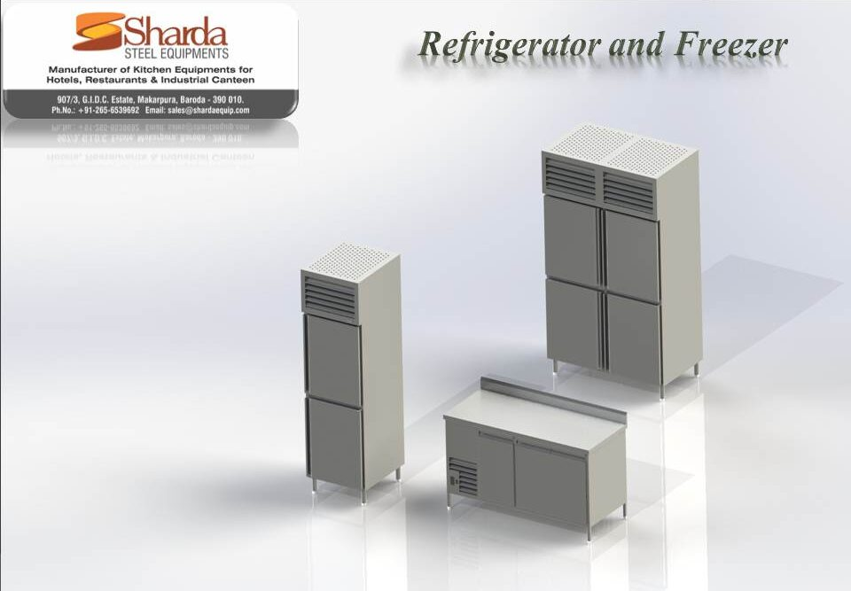 Refrigeration Cooling Equipment