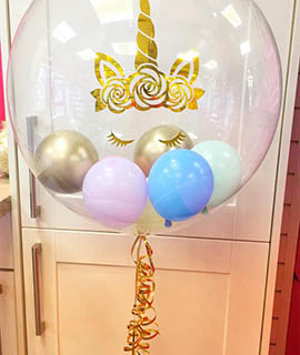 Deco Bubble Balloons