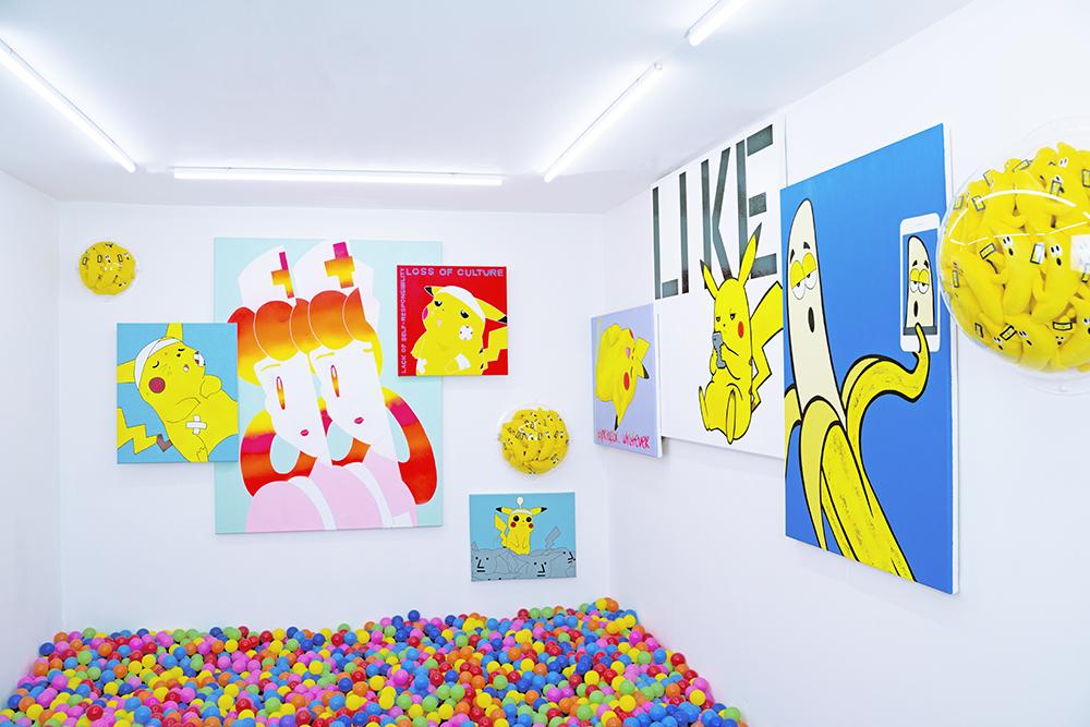 Michael-Pybus-soft-play-Lungley-Gallery-7-Dec-2018-3-Jan-2018