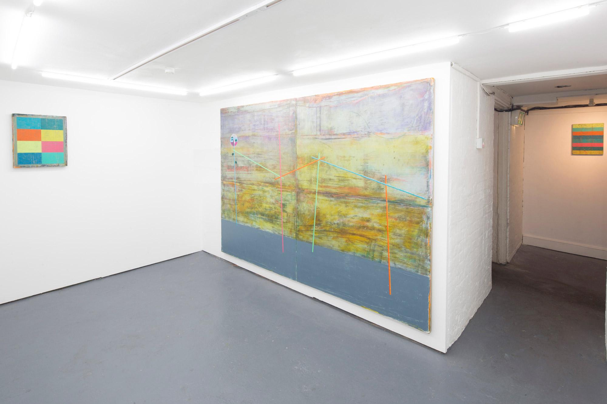 Rian Coughlan: daysaideadhead at LUNGLEY Gallery, 2019