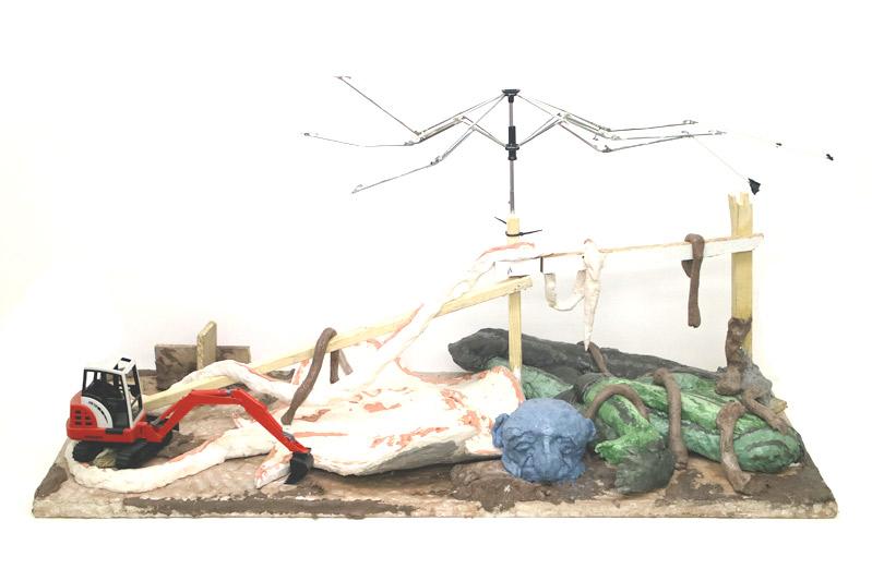 Harley Kuyck-Cohen: Sleep Landscape (2019)