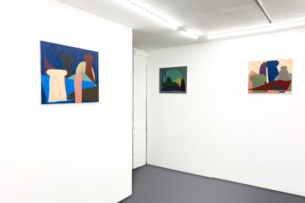 Jack Killick: Land Fill at LUNGLEY Gallery