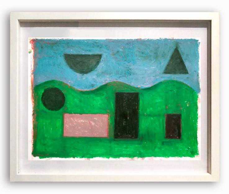 Rae-Hicks-Circumstances-42x30cm-oil-pastel-on-paper-2019