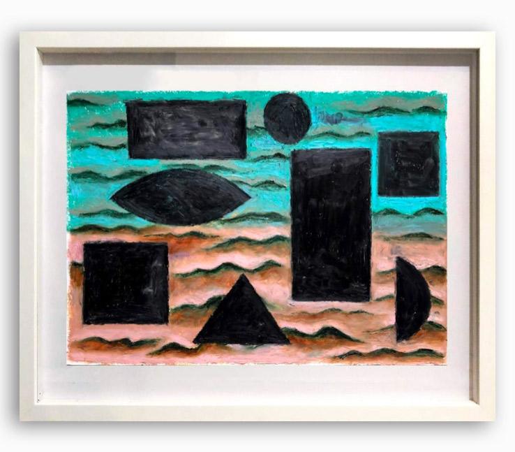 Rae-Hicks-Matter-40x32cm-oil-pastel-on-paper-2019