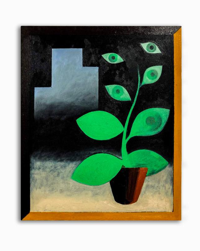 Rae-Hicks-Power-Play-60x70cm-2019-oil-on-canvas