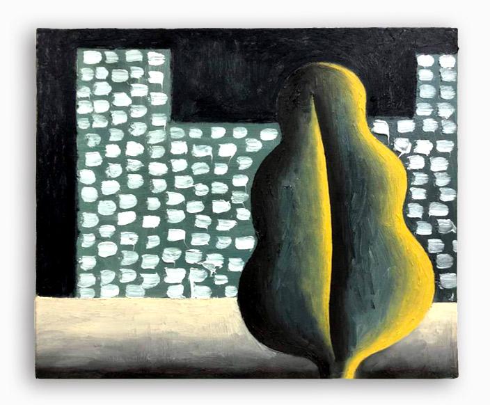 Rae-Hicks-Stalker-50x60cm-oil-on-canvas-2019