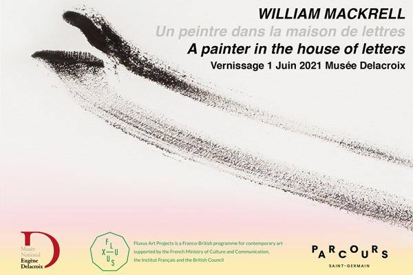 William Mackrell at Musée Eugène Delacroix | Paris